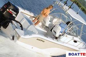 2009 Sea Fox 216WA
