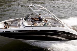 2010 Yamaha Sportboat 242 LIMITED S