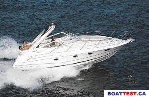 2001 Doral 330 SE