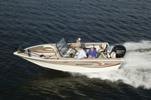 2016 Smoker Craft Ultima 182 Boat Test Photo