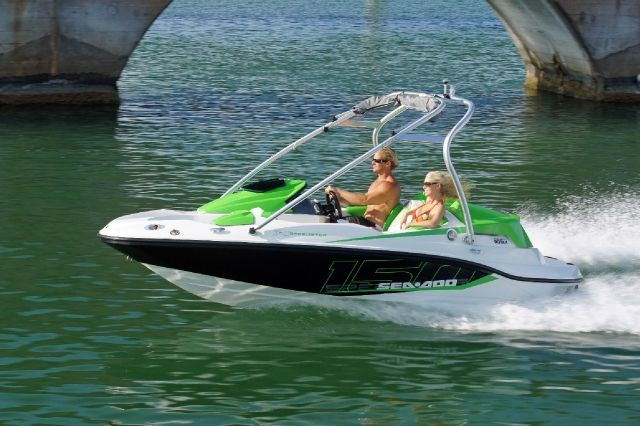 2012 Sea Doo Sportboat 150 Speedster
