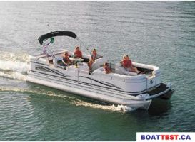 2002 Godfrey Aqua Patio 240 LE