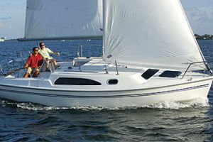 2011 Catalina Yachts 250MKII Wing Keel