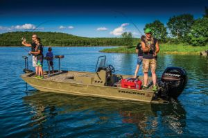 2018 Tracker Boats GRIZZLY 2072 CC