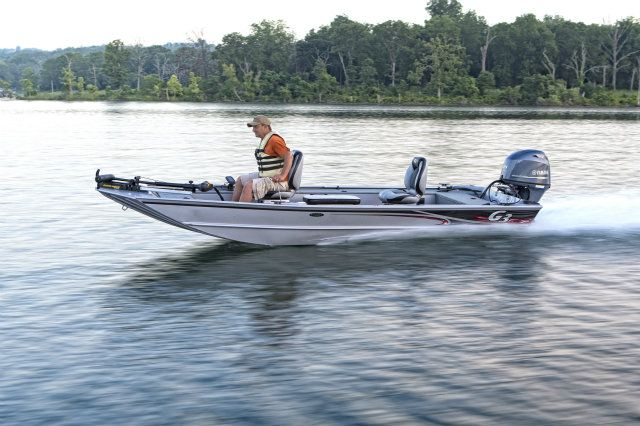 2016 G3 Boats EAGLE 170 PFX