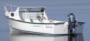 2014 Seabreeze 19 CUDDY CABIN