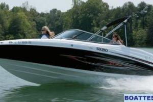 2008 Yamaha Sportboat SX 210