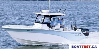 2009 Sea Fox 286CC