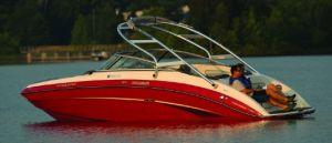 2014 Yamaha Sportboat 242 LIMITED S