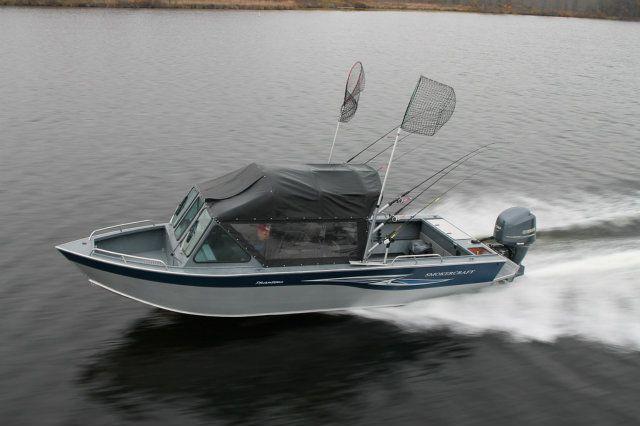 2016 American Angler 222 PHANTOM OS
