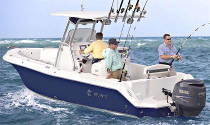2009 Atlantic 245 CC