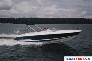 2001 Chris Craft 25 Launch