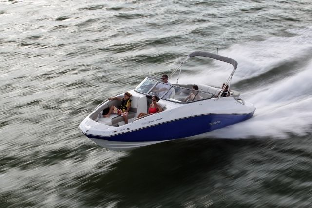 2012 Sea Doo Sportboat 230 Challenger