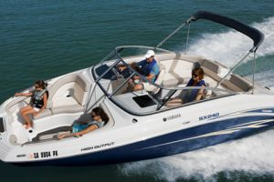 2010 Yamaha Sportboat SX240 HO