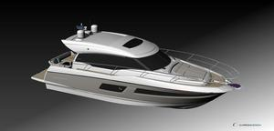 2018 Prestige Yachts 460 S