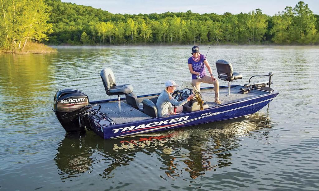 2020 Tracker Boats PRO 170