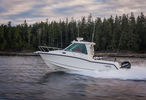 2019 Boston Whaler 285 CONQUEST PILOTHOUSE