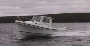 2015 Seabreeze 23 PILOT HOUSE