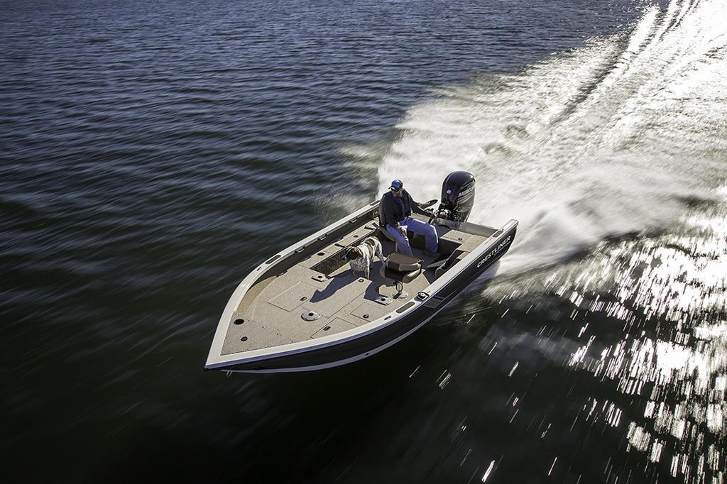2017 Crestliner 1750 PRO TILLER Buyers Guide 21559   Boat Buyers Guide