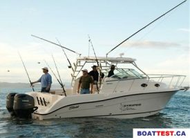 2004 Seaswirl Seaswirl Striper 2901 Boat Test Photo