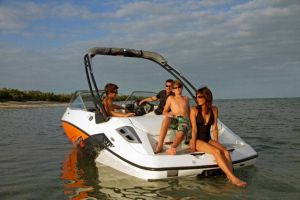 2012 Sea Doo Sportboat 180 SP