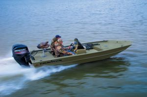 2018 Tracker Boats GRIZZLY 1754 SC