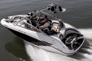 2010 Yamaha Sportboat 212X