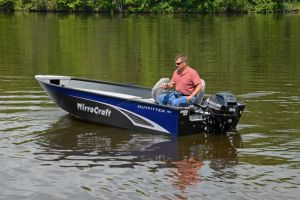 2017 MirroCraft 165T-O Outfitter