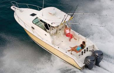 2013 Pursuit OS 285 OFFSHORE