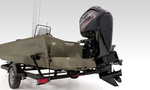 2020 Tracker Boats GRIZZLY 2072 CC