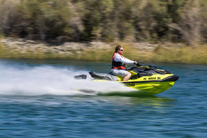 2018 Sea Doo PWC RXT-X 300 Reviewed On BoatTest.ca