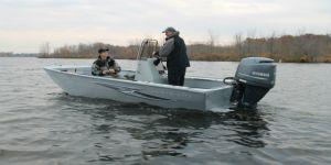 2016 American Angler 1660 PRO SPORTSMAN