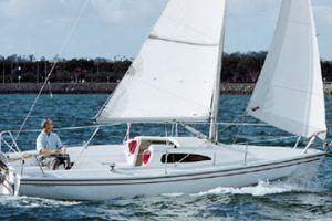 2011 Catalina Yachts 22 Capri