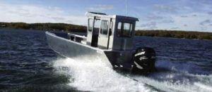 2013 Stanley Pulsecraft 26 Cabin