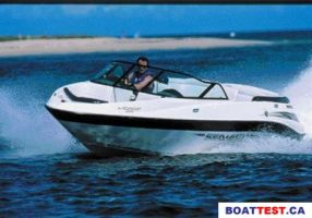 2002 Sea Doo Sportboat Utopia 205