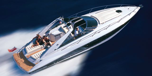 2010 Sunseeker SUPERHAWK 43