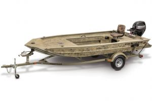 2018 Tracker Boats GRIZZLY 1654 T SPORTSMAN