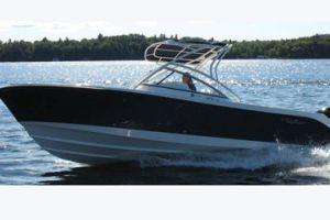 2010 Edgewater 245 CX