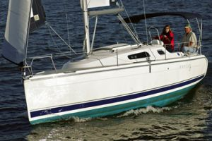 2011 Hunter Mid-Size Keelboats 27