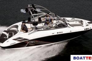 2009 Yamaha Sportboat AR 210