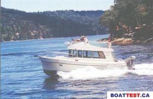 2001 Camano 28 Cruiser