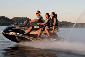 2010 Yamaha Pwc VX Cruiser