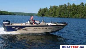 2005 Polar Kraft V 165 SC