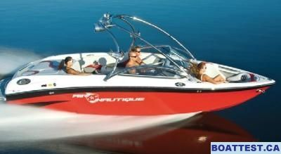 2008 Correct Craft CROSSOVER NAUTIQUE 226