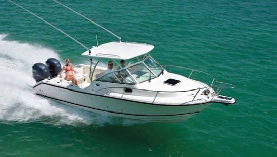 2013 Pursuit OS 255 OFFSHORE