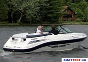 2001 Sea Doo Sportboat Utopia 185
