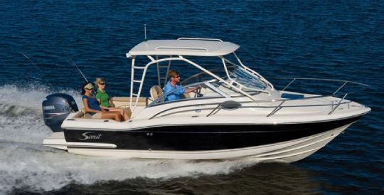 2013 Scout 225 ABACO