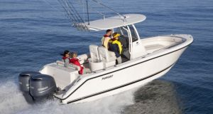2013 Pursuit C 260 CENTER CONSOLE