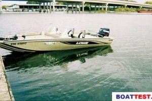2006 Lowe Lowe Stinger 180W Bass Boat