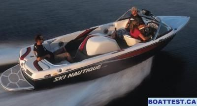 2008 Correct Craft SKI NAUTIQUE 196